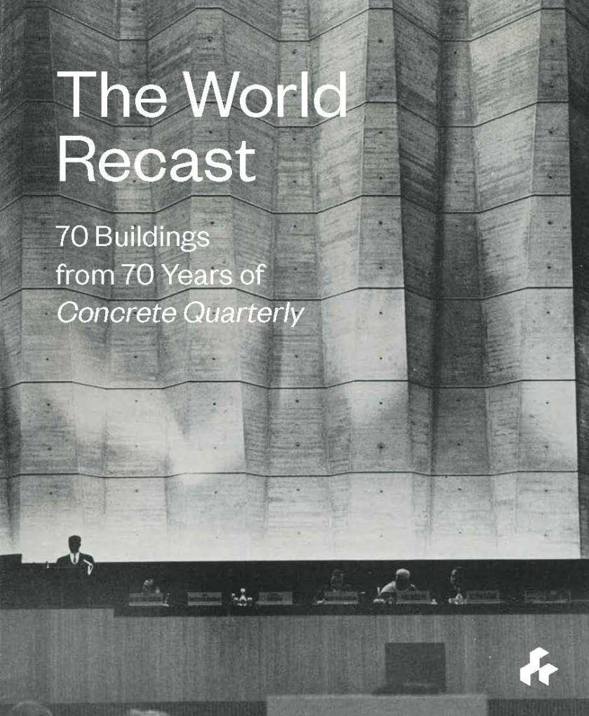 The World Recast_book cover